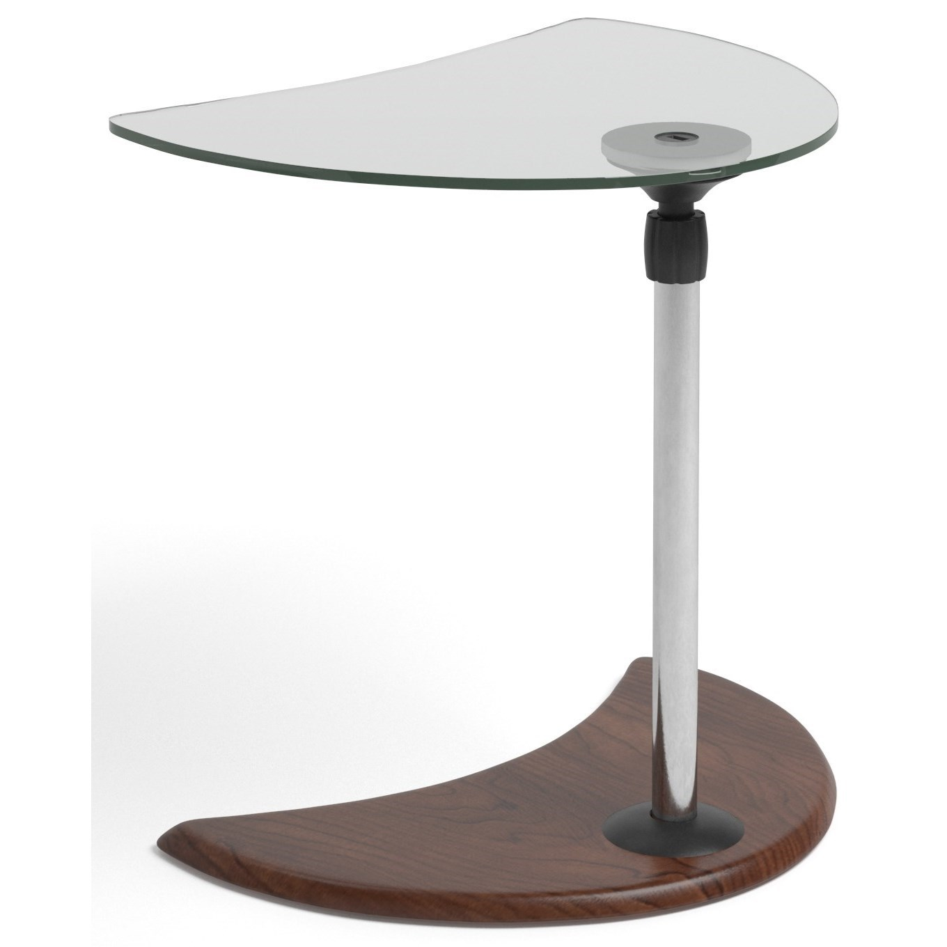 Stressless By Ekornes Tables Alpha Table With Glass Top