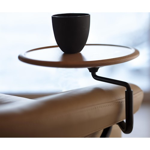 Stressless by Ekornes Tables Swing Round Table