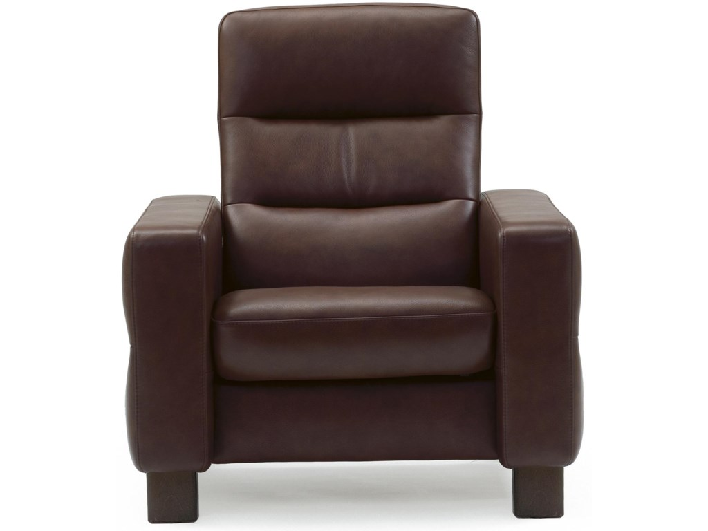 Stressless WaveHigh-Back Reclining Chair