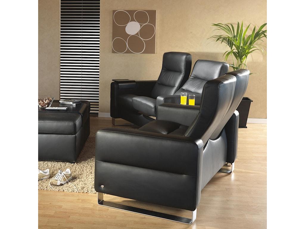 Stressless WaveHigh-Back Reclining Chair