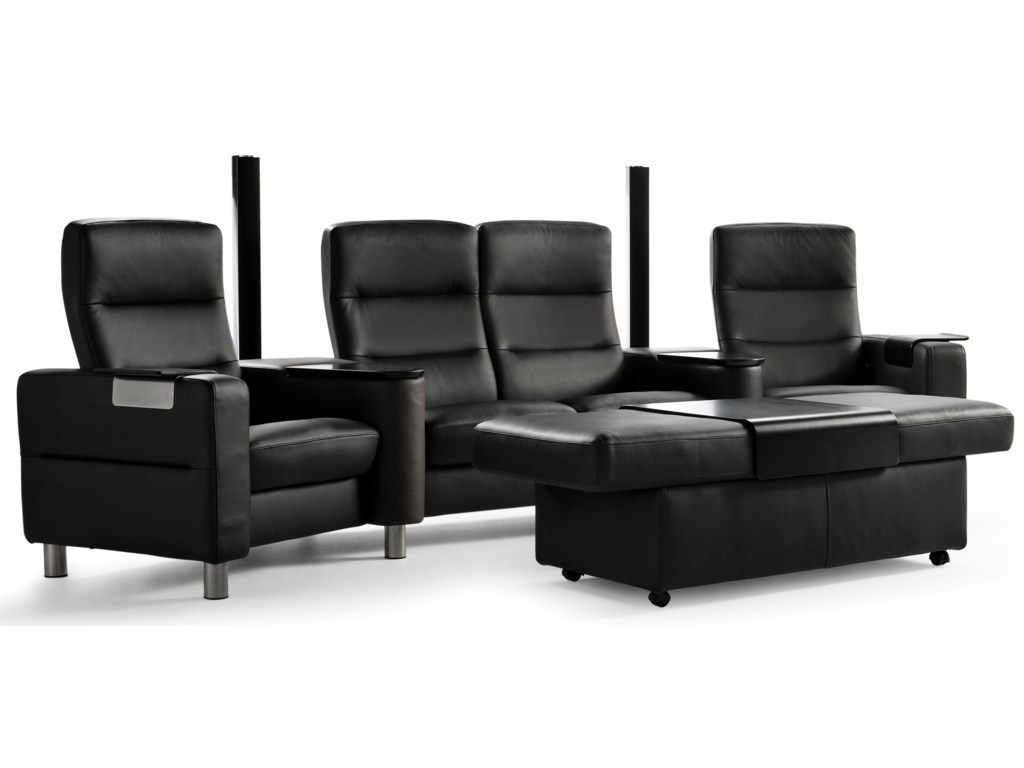 Stressless WaveTheater Seating