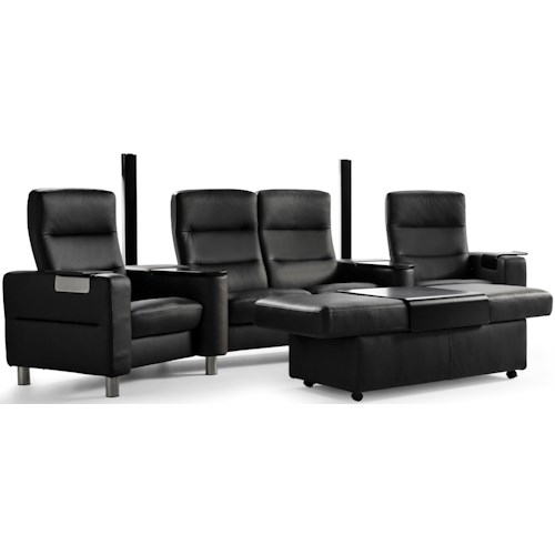 Stressless Wave Theater Seating
