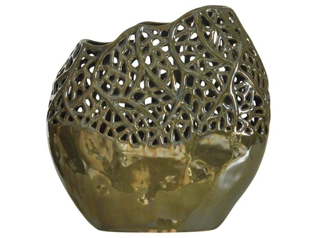StyleCraft AccessoriesCeramic Vase