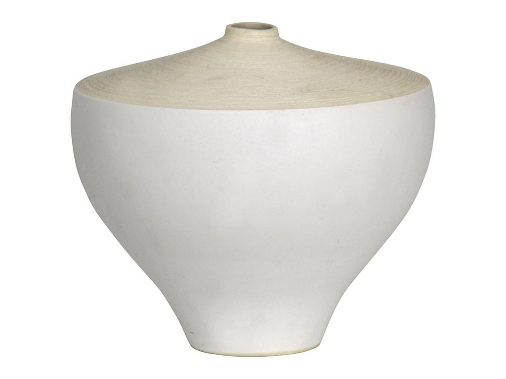 StyleCraft AccessoriesSmall White Vase