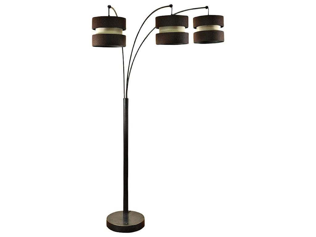 StyleCraft AccessoriesFloor Lamp