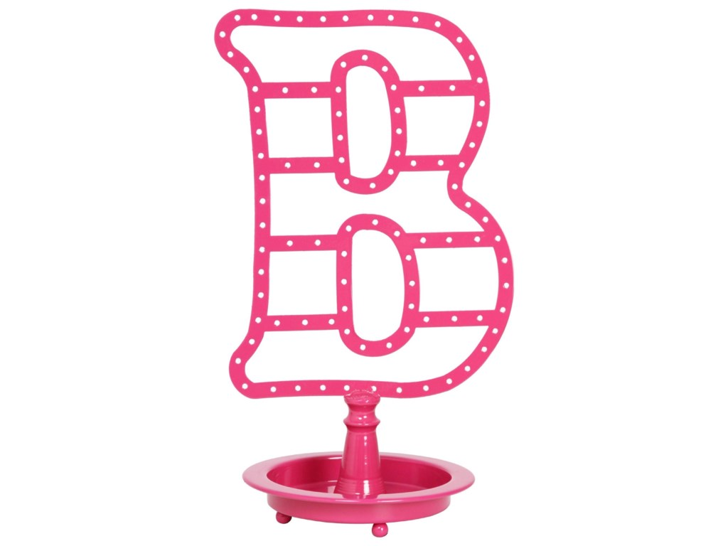 StyleCraft AccessoriesMetal Table Top Jewelry Holder
