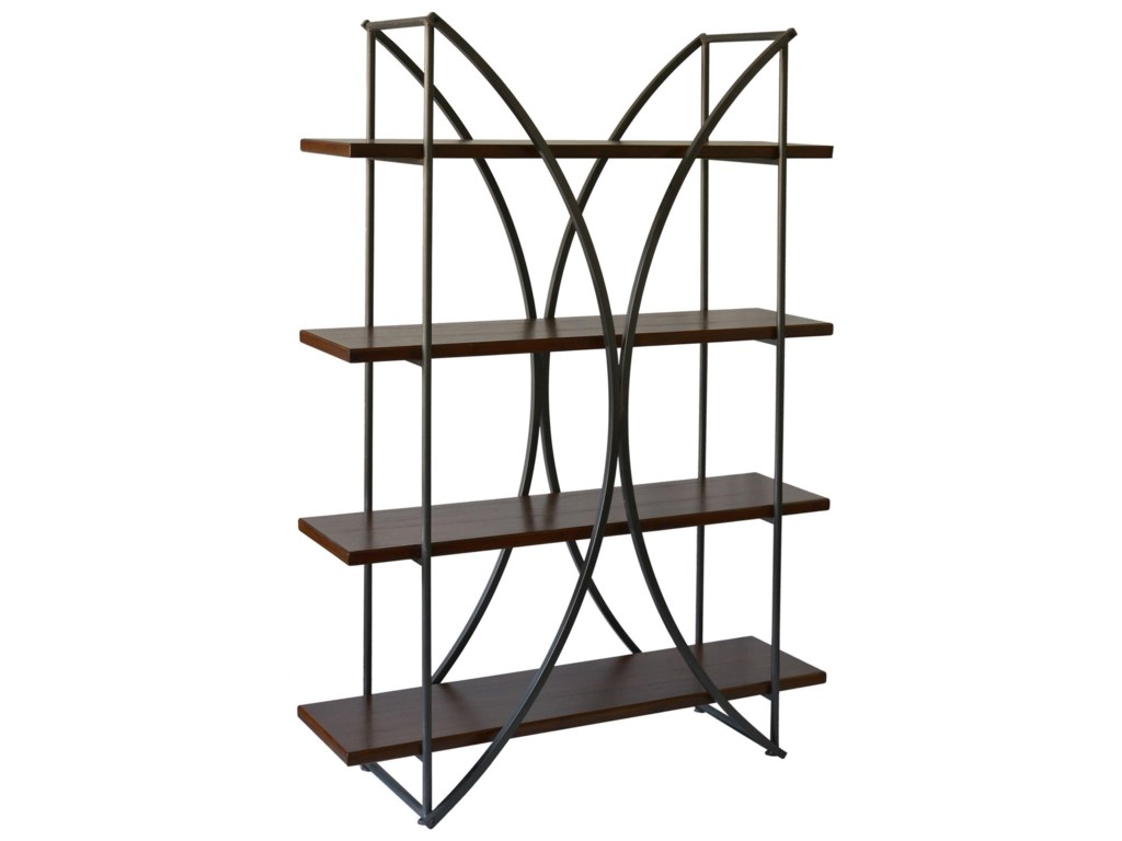 bookcases dp shore home axess bookcase amazon royal shelf south furniture ca kitchen cherry four