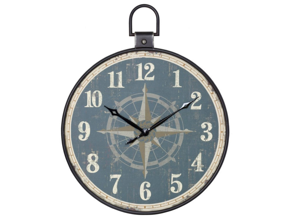 Stylecraft clocks aged pocket watch style wall clock household stylecraft clocks aged pocket watch style wall clock household furniture wall clocks amipublicfo Images