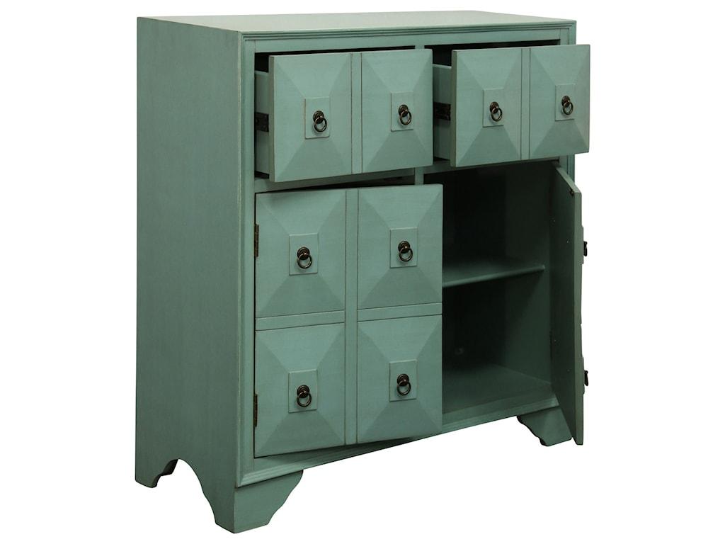 StyleCraft Occasional Cabinets2 Drawer 2 Door Chest