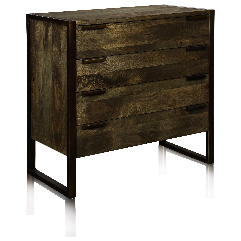 StyleCraft Occasional CabinetsMango Wood Cabinet