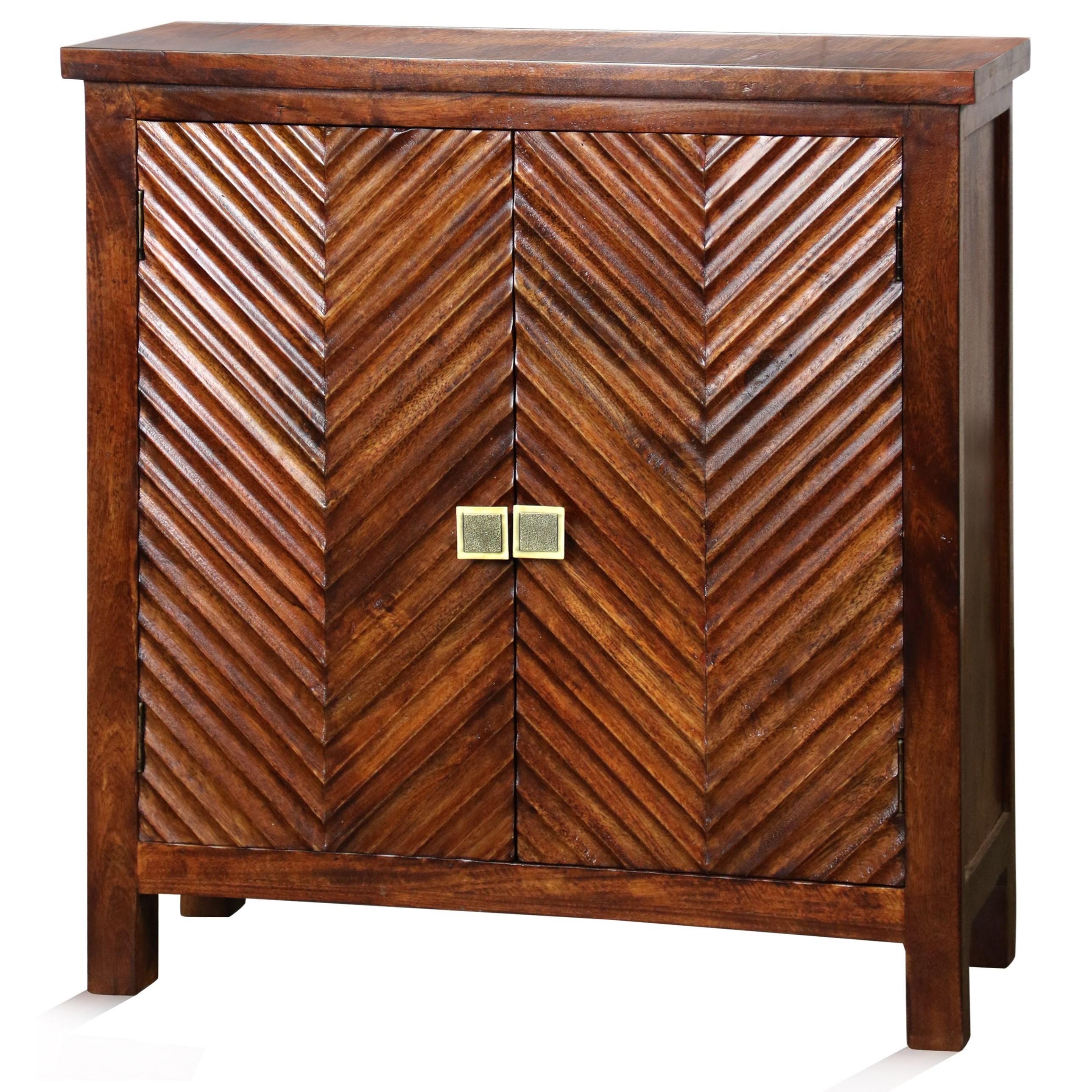 StyleCraft Occasional Cabinets2 Door Cabinet