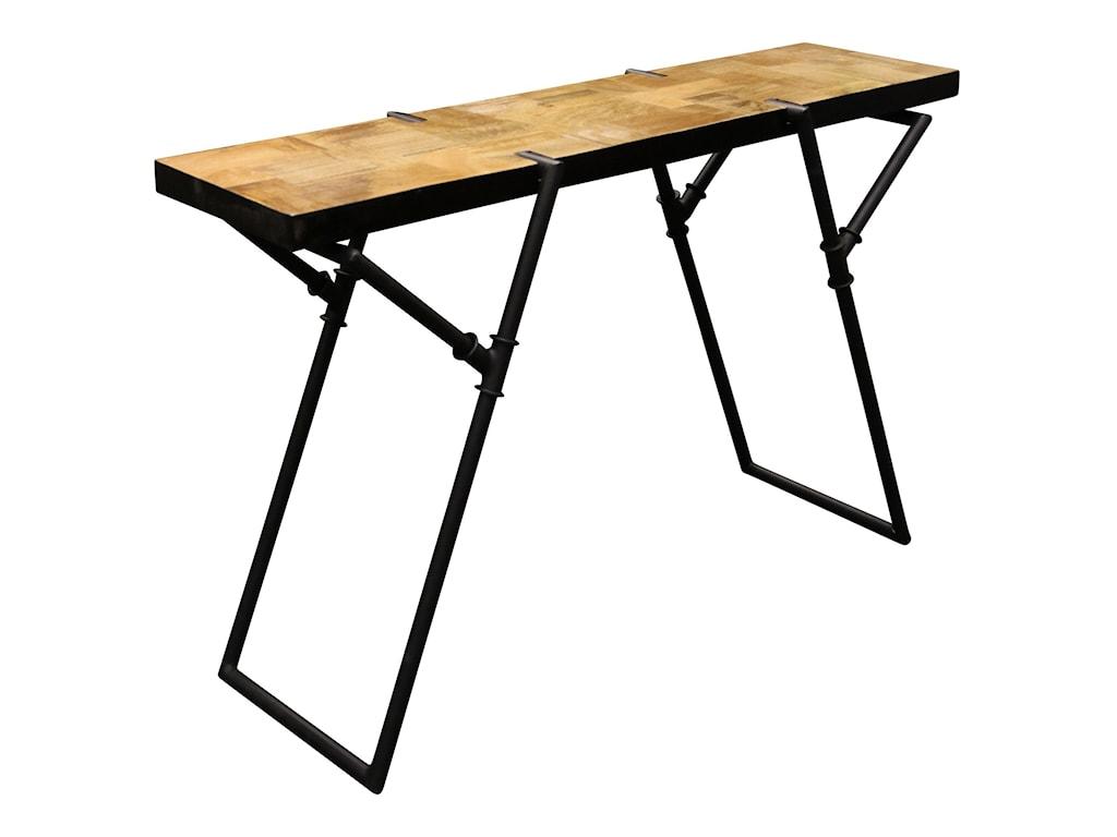 StyleCraft Occasional TablesIndustrial Sofa Table