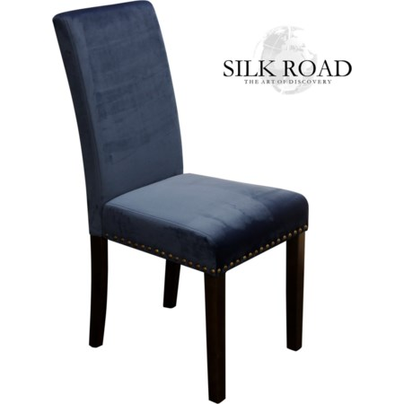 Parson's Dining Chair with Nail Head Trim