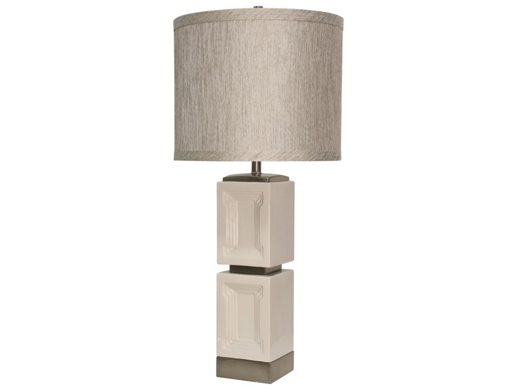 StyleCraft LampsCeramic & Metal Accent Table Lamp