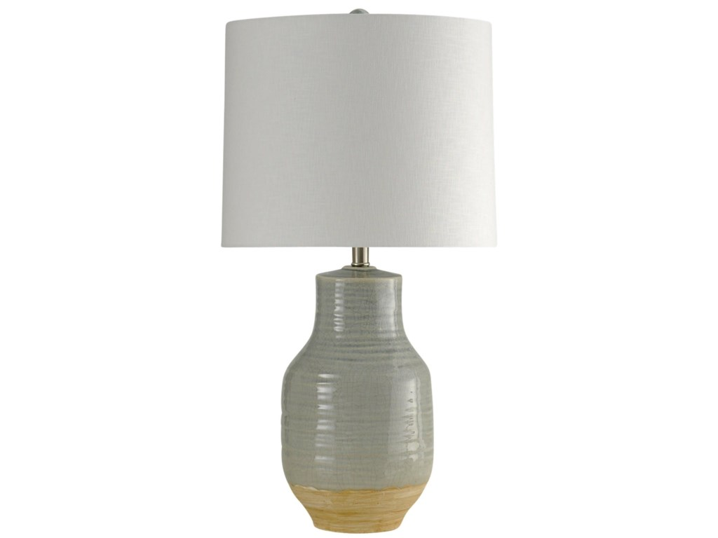 Stylecraft lamps l313252 ceramic body table lamp hudsons stylecraft lampsceramic body table lamp aloadofball Images