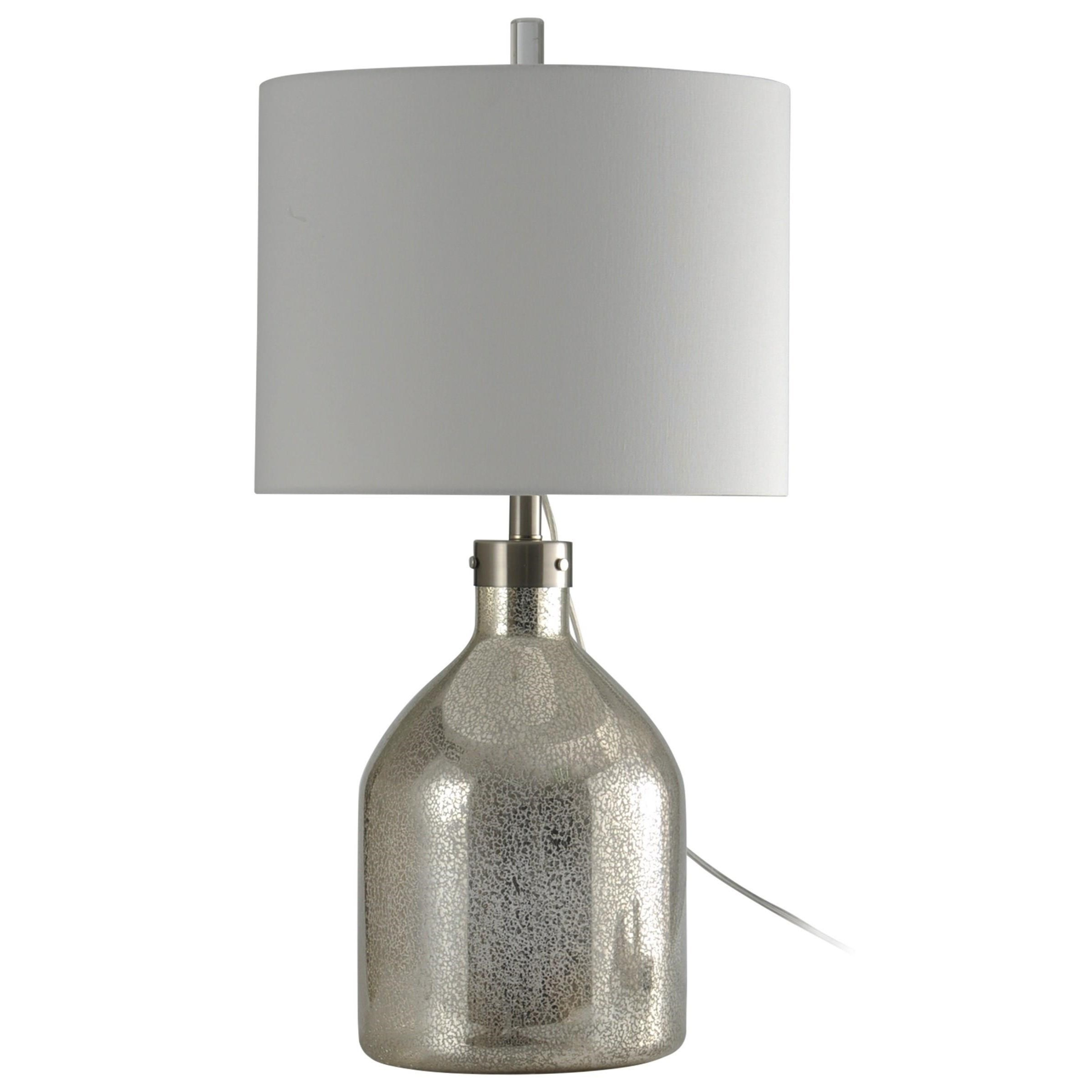 StyleCraft LampsMercury Glass Table Lamp
