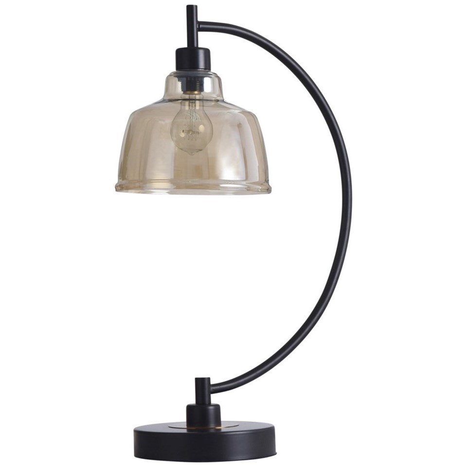 StyleCraft LampsBlack Water Table Lamp