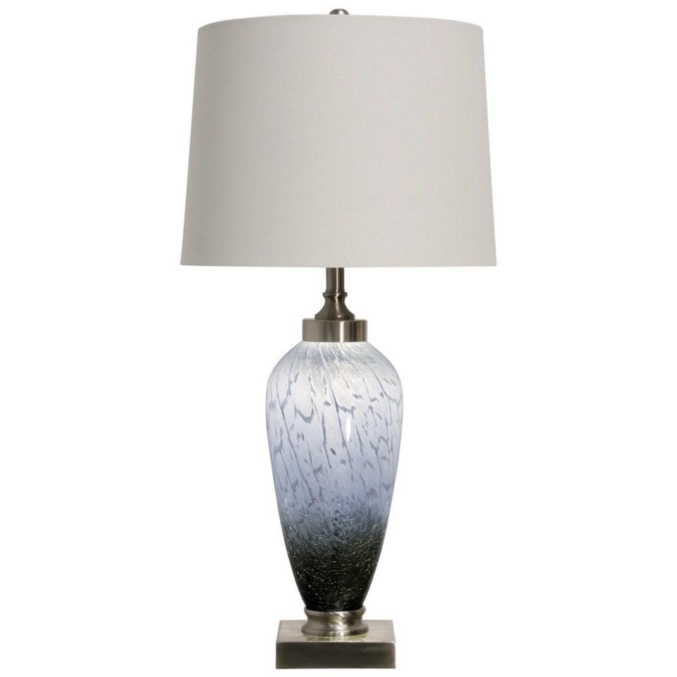 Ezra Lamp with Inner LED Night Light