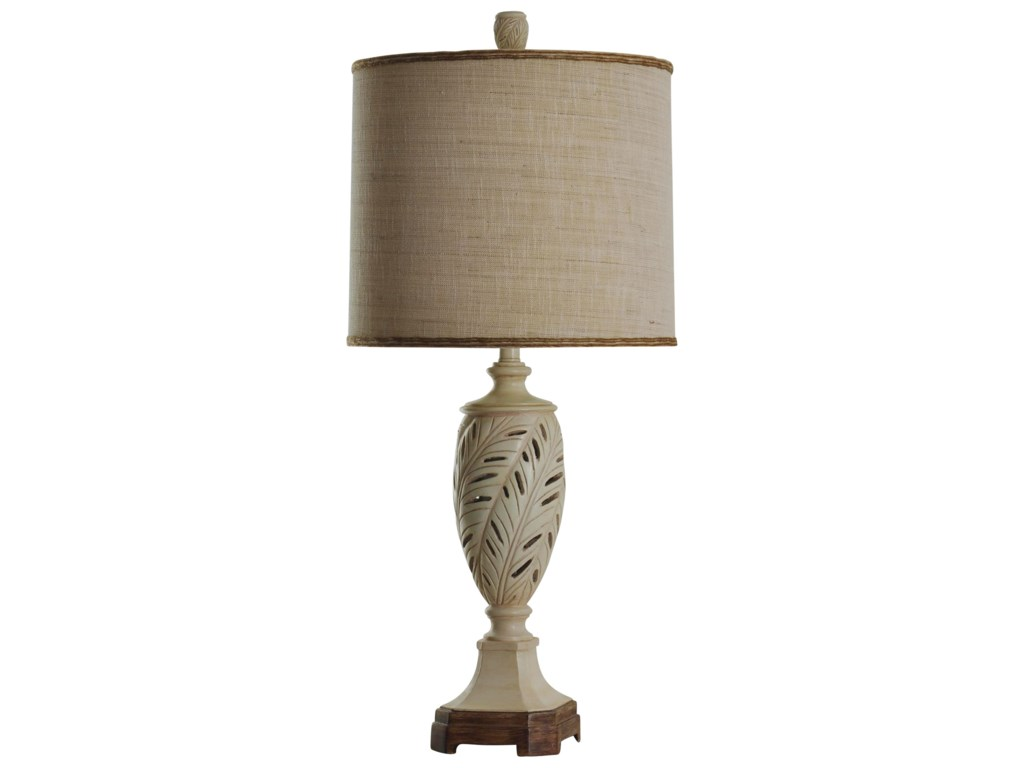 StyleCraft LampsTransitional Table Lamp