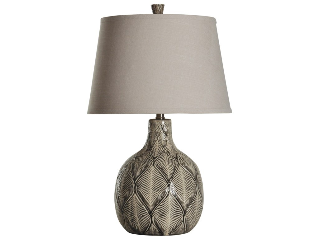 StyleCraft LampsTransitional Ceramic Table Lamp