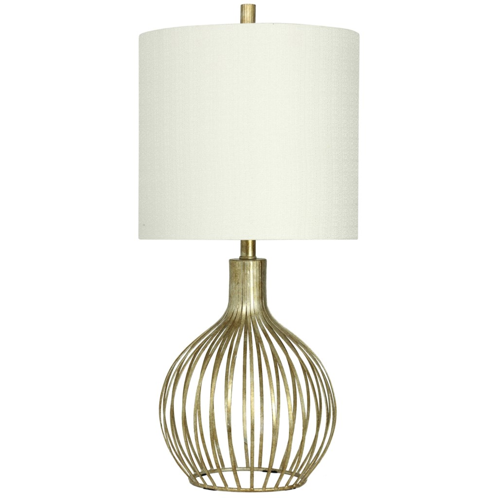 Stylecraft Lamps L38927 Transitional Metal Lamp Hudson S Furniture