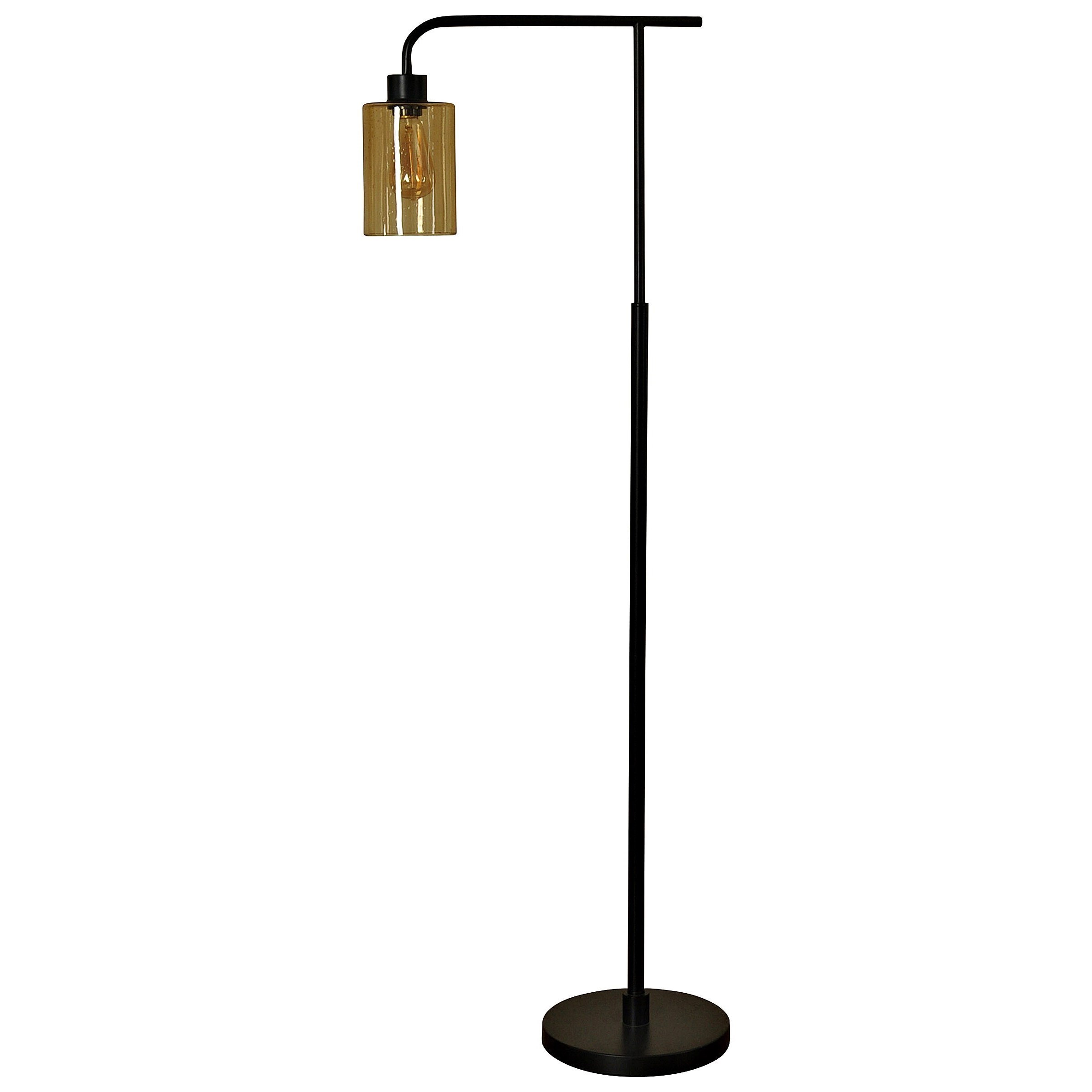 Lamps Edison U0026 Bronze Metal Floor Lamp By StyleCraft