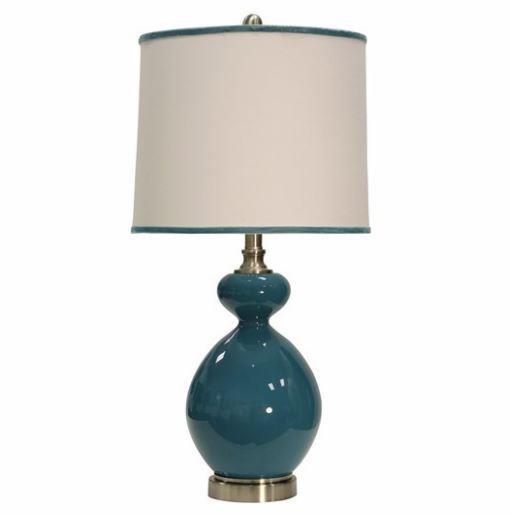 StyleCraft LampsGlass Table Lamp