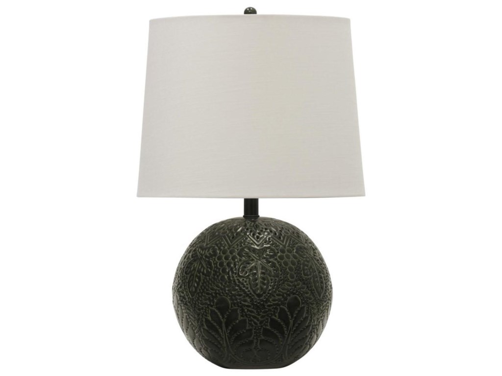 Stylecraft lamps il315732 turtle transitional embossed metal table lamps turtle transitional embossed metal table lamp by stylecraft aloadofball Images