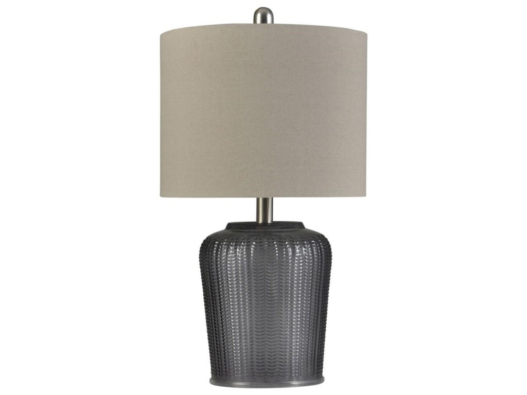 Stylecraft lamps l13918 slate transitional table lamp dunk lamps slate transitional table lamp by stylecraft aloadofball Images