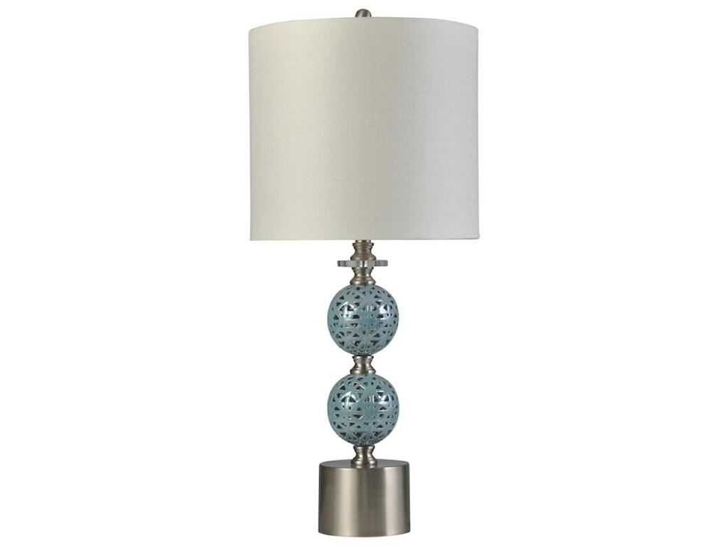 Stylecraft lamps l312141 tiba ceramic table lamp dunk bright lamps tiba ceramic table lamp by stylecraft aloadofball Images