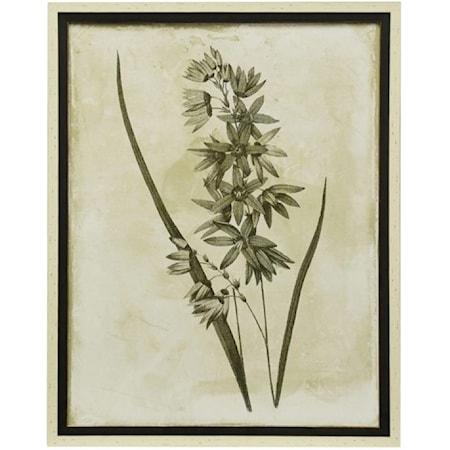 Floral Earthtone I Print