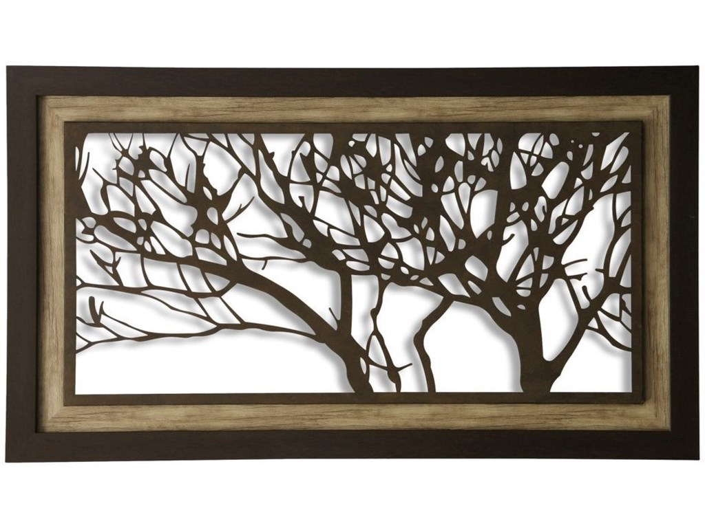 Stylecraft Wall Décormetal Laser Cut Tree Art