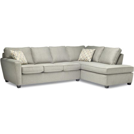 2 Pce Sectional