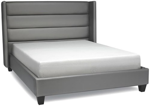 Stylus Laci Queen Upholstered Bed
