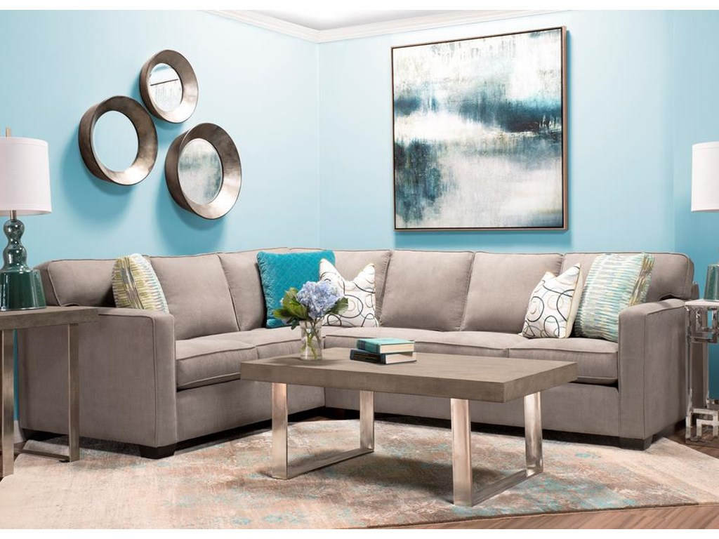 Stylus 5901Casual Sectional