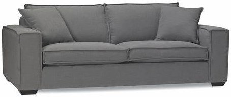 Stylus 8898 Contemporary Upholstered Sofa