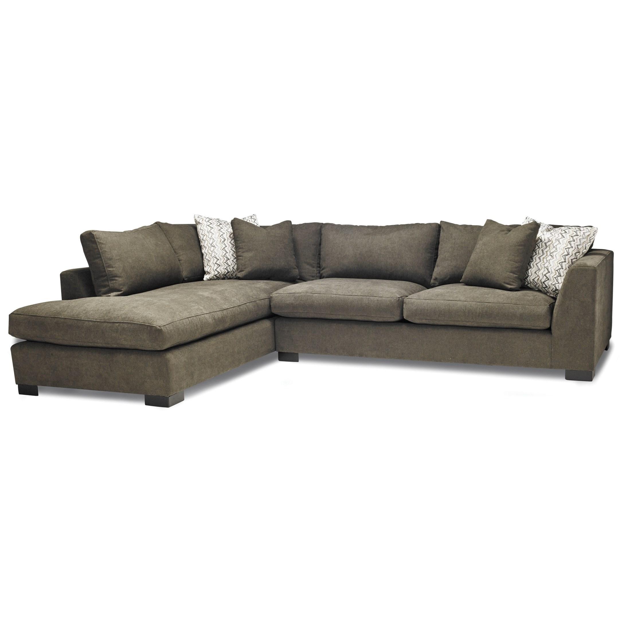 2099 2 Pc Sectional Sofa