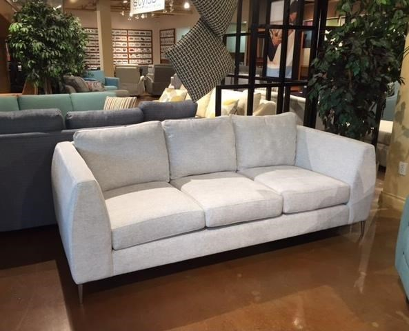 Stylus 7704 Contemporary Sofa with Metal Legs  sc 1 st  Stoney Creek Furniture : zane sectional sofa - Sectionals, Sofas & Couches