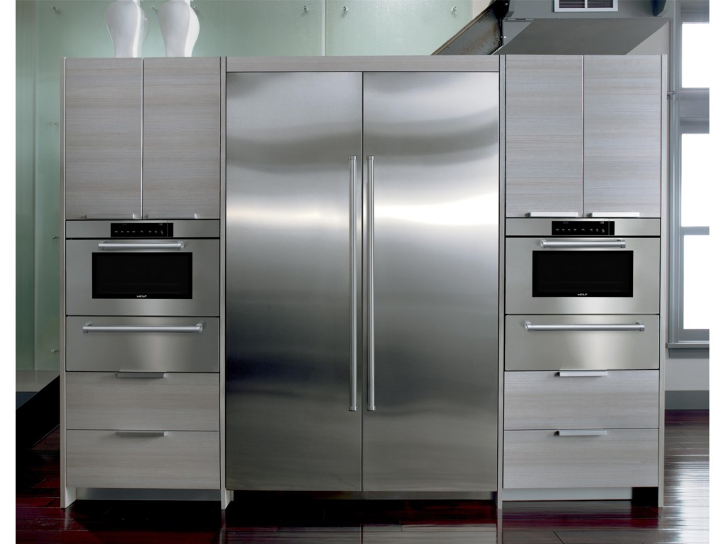 Sub-Zero Integrated Refrigeration24