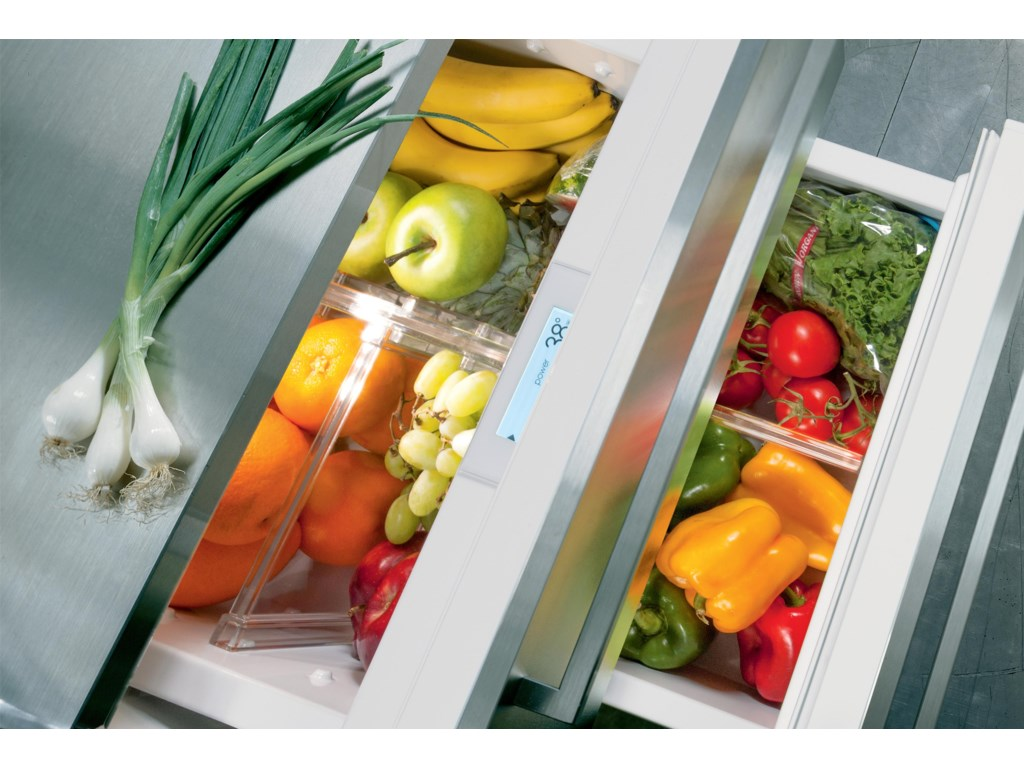 Sub-Zero Integrated Refrigeration24