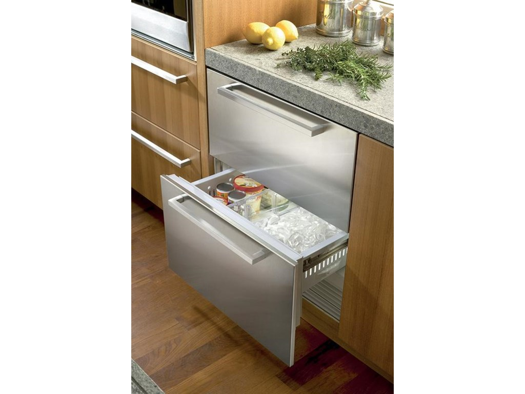 Sub-Zero Integrated Refrigeration30