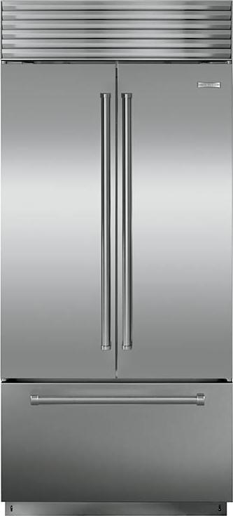 Elegant Sub Zero Built In Refrigerators21.0 Cu.