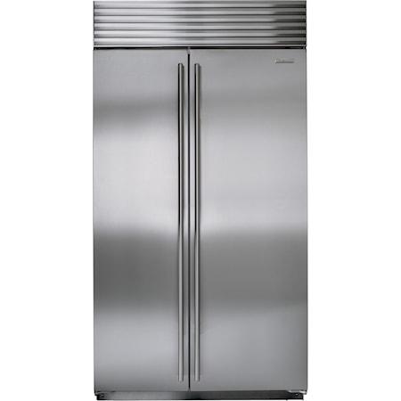 "42"" Side-by-Side Refrigerator"