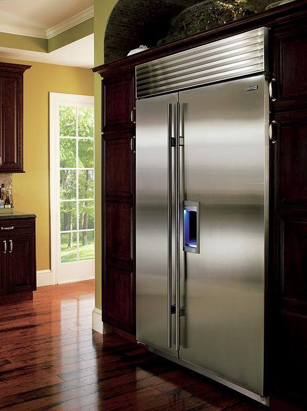 ... Sub Zero Built In RefrigerationSide By Side Refrigerator ...