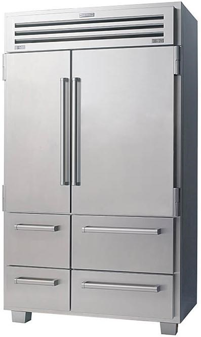 Sub Zero PRO 48 Refrigeration30.1 Cu. Ft. French Door Refrigerator ...