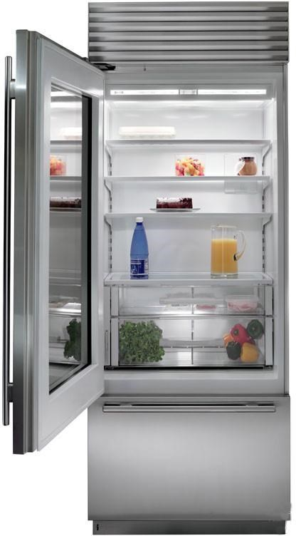 Built-In Stainless Steel Application