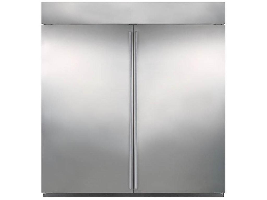 Sub-Zero Built-In Refrigerators22.8 Cu. Ft. Upright Freezer