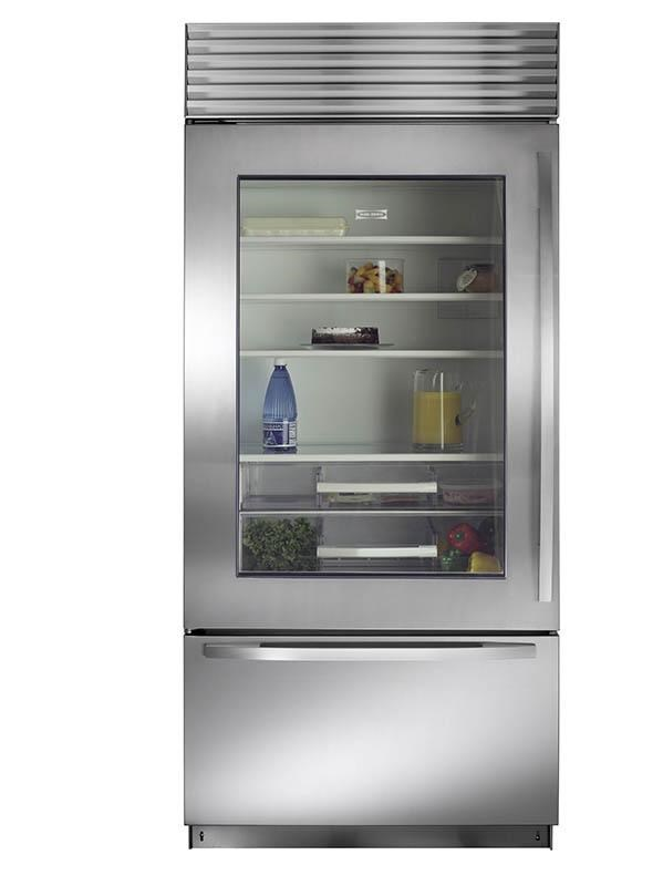 Amazing Sub Zero Built In Refrigerators21.4 Cu.