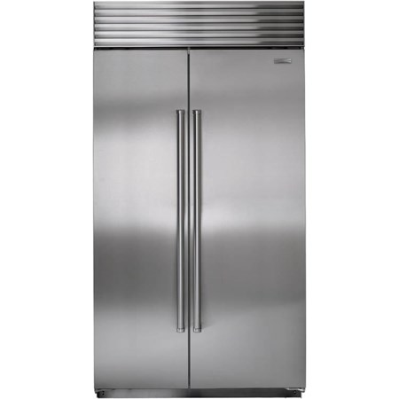 24 Cu. Ft. Side-by-Side Refrigerator