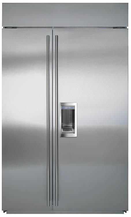 Shown in Flush Inset Application with Optional Classic Stainless Panels